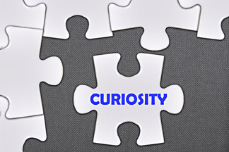 The curiosity factor